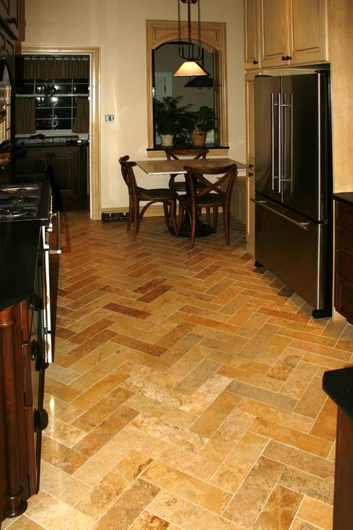 Pictures For Works Of Art Tile Kitchen Cabinet Design
