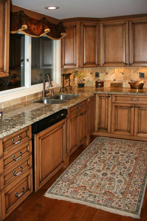 Kitchens With Maple Cabinets Homes Decoration Tips