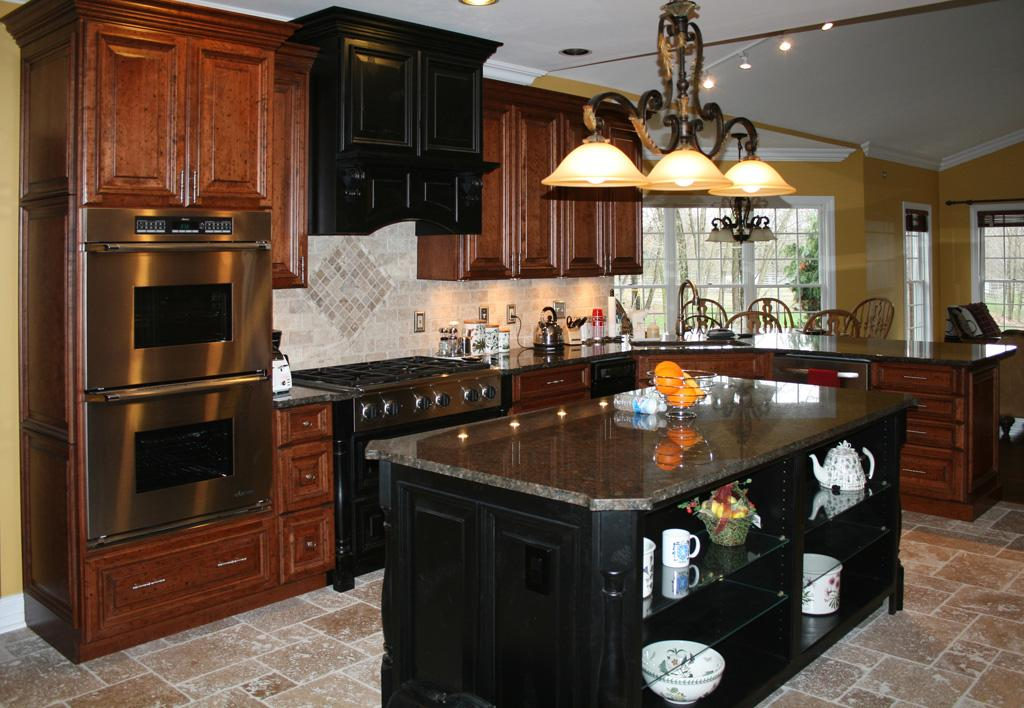 Pictures For Works Of Art Tile Kitchen Cabinet Design Kitchen Bath Remodeling In St Louis