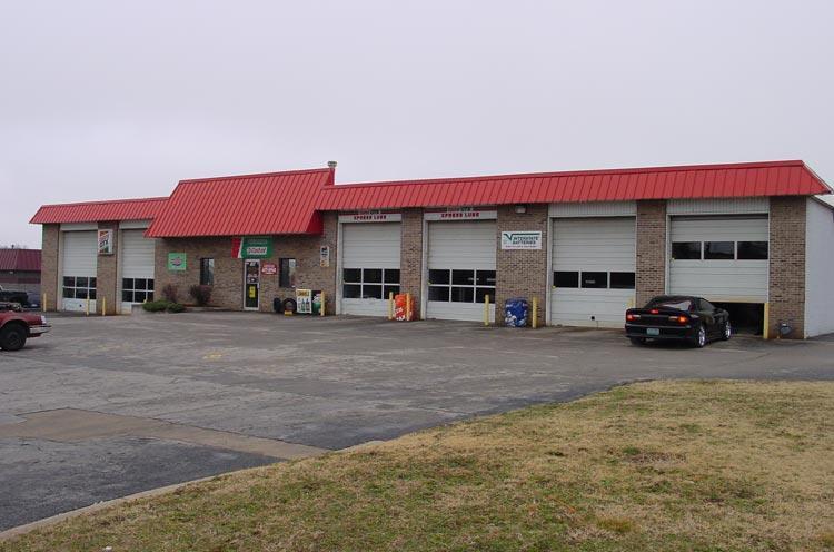 Auto Service Building : Auto xpress service center joplin mo