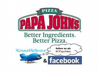 Papa John's Pizza - Washington, DC