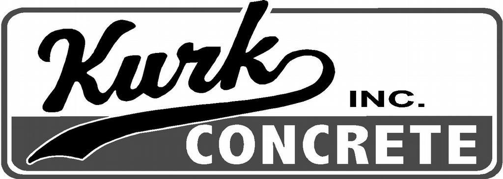 kurk logo by Kurk Concrete Incorporated
