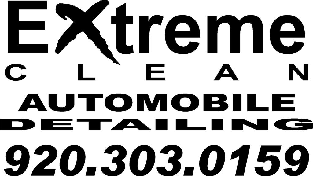 Extreme Clean Automobile Detailing Llc Oshkosh Wi 54901 920 303 0159