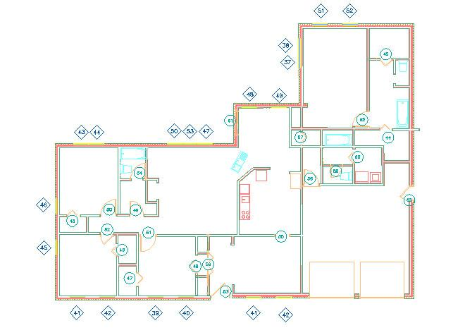 Floor Plan From Sbs Company In Houston Tx 77242