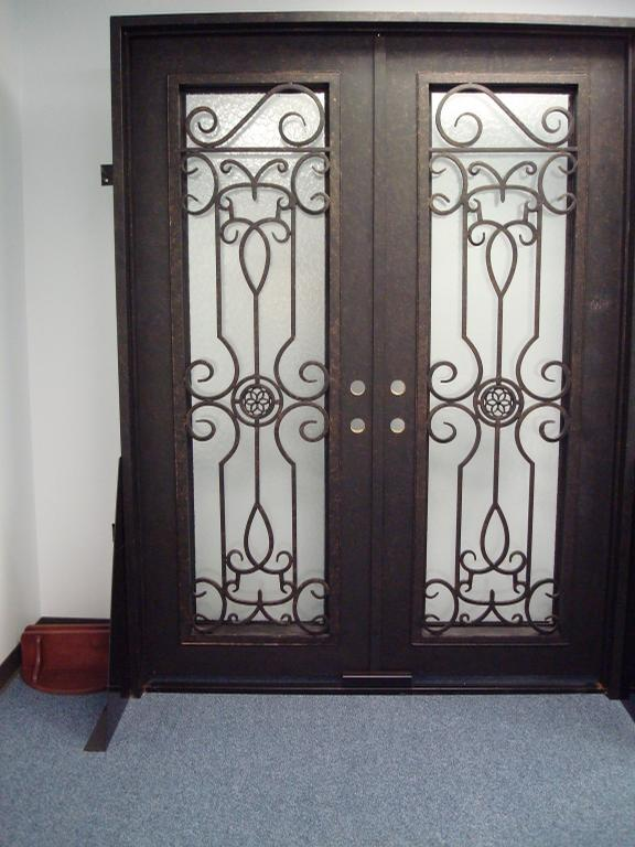 Pictures for manor house doors in houston tx 77037 for Door design of iron