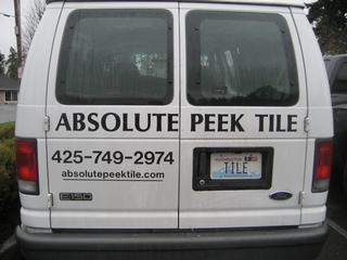 Absolute Peek Tile - Bellevue, WA