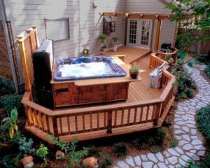 Accent Spas, Decks & Pools - Spring, TX