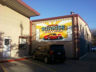 Sunrise Paint & Body INC - Houston, TX
