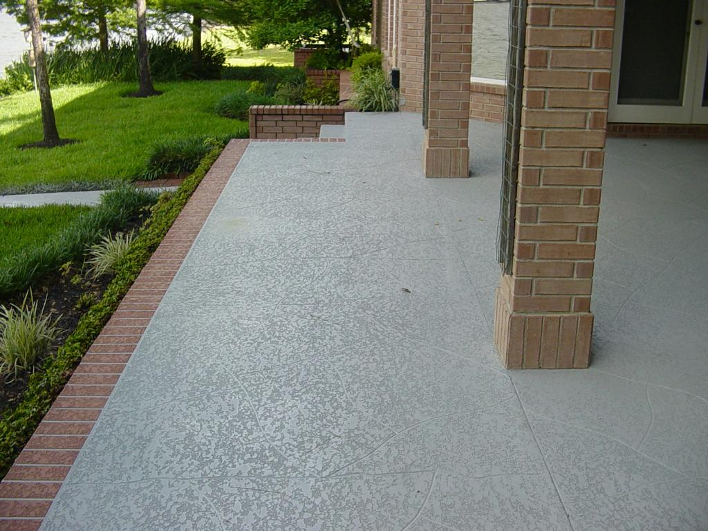 by All Concrete Coatings