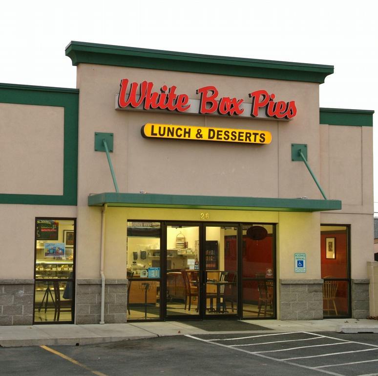 White Box Cafe Bakery Spokane Wa