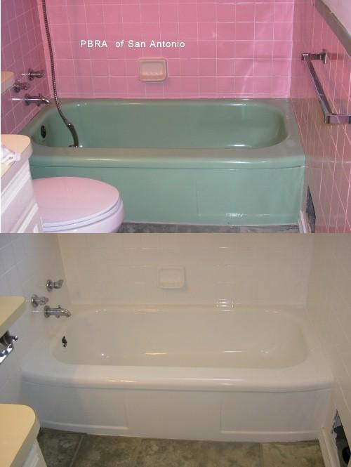 San Antonio Bathtub Refinishing P B R A Professional Bathtub Refinishers Association San