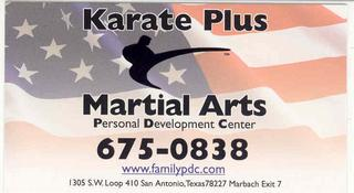 Karate Plus Martial Art