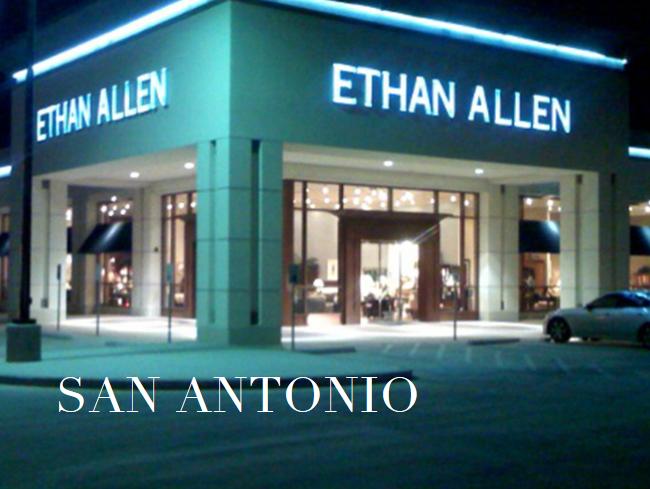 Ethan Allen San Antonio Tx 78249 210 341 8108