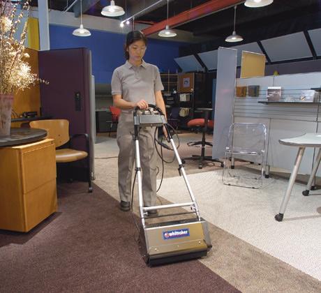 used whittaker carpet machine