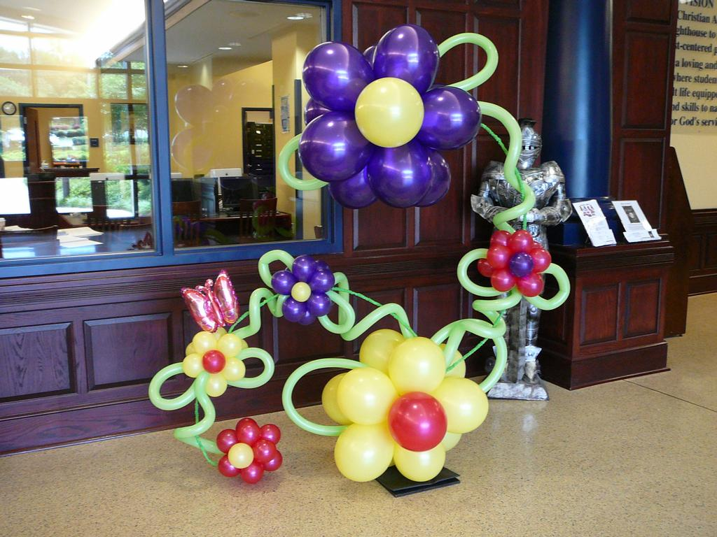 Pictures for Balloon Design Decorating Service L.L.C. in Wake
