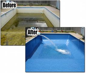 Pool Service News Why Does Algae Grow In Your Swimming Pool All Pro Pools Inc In Fort