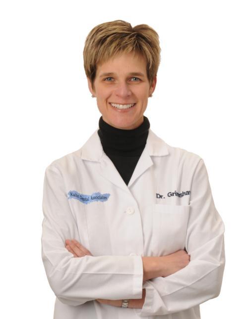 dr g lab coat cropped from kuhn dental associates in. Black Bedroom Furniture Sets. Home Design Ideas