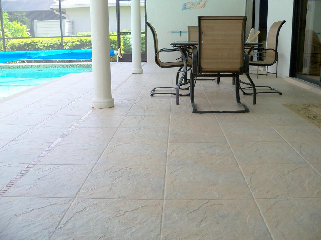 pool deck flooring from majestic enterprises in north fort