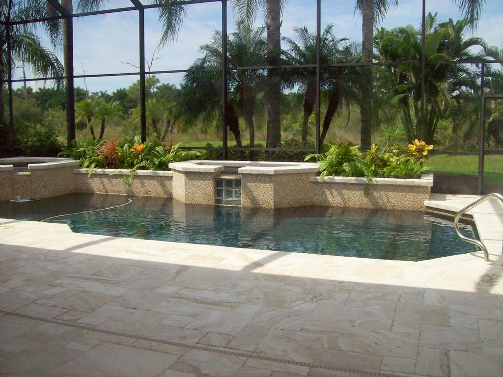 Pictures for majestic enterprises in north fort myers fl for Florida pool and deck