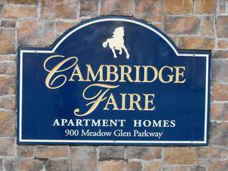 Cambridge Faire Apartment Homes Fairburn Ga