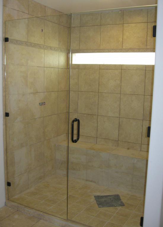 Frameless Shower Enclosure From Gulfside Glass Inc In Tarpon Springs FL 34689