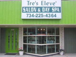 Tre's Eleve' Salon and Day Spa - Wyandotte, MI