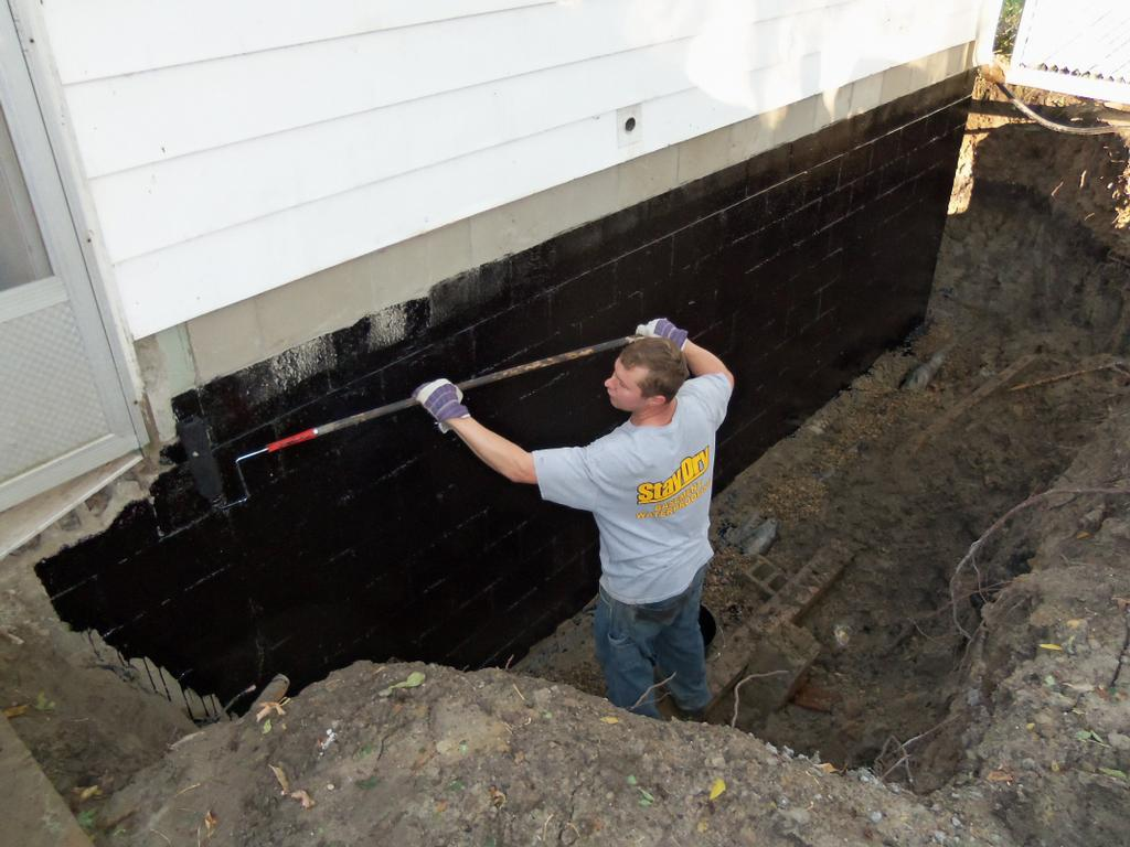 Waterproofing for Terrace waterproofing methods