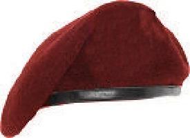 maron shaved Buy beret