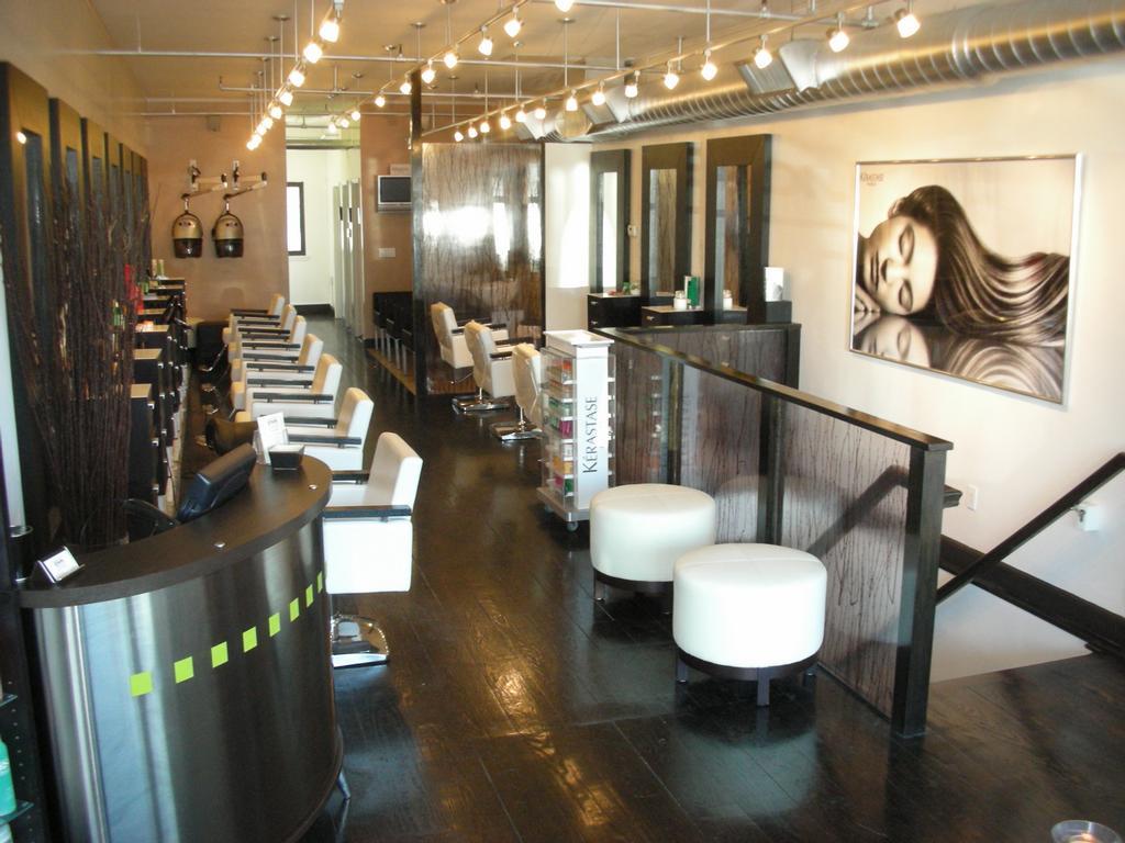 High end hair salons gallery for Mizu hair salon nyc
