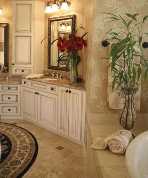 Bathroom Vanity Cabinets on Bathroom Cabinets Rhode Island   Custom Cabinetry  Bath Vanities
