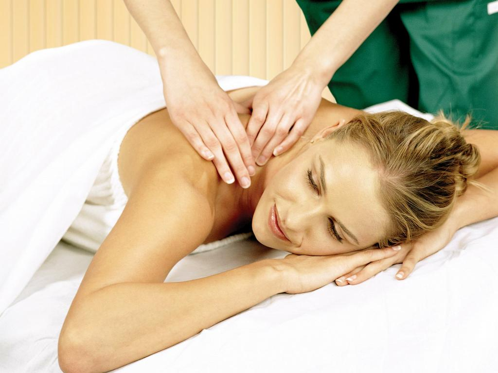 Massage Therapy as Medicine