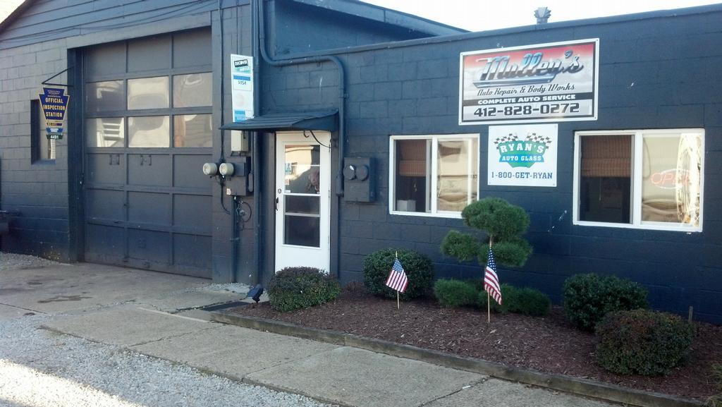 Auto Repair Shop Building Auto Repair And Body Shop