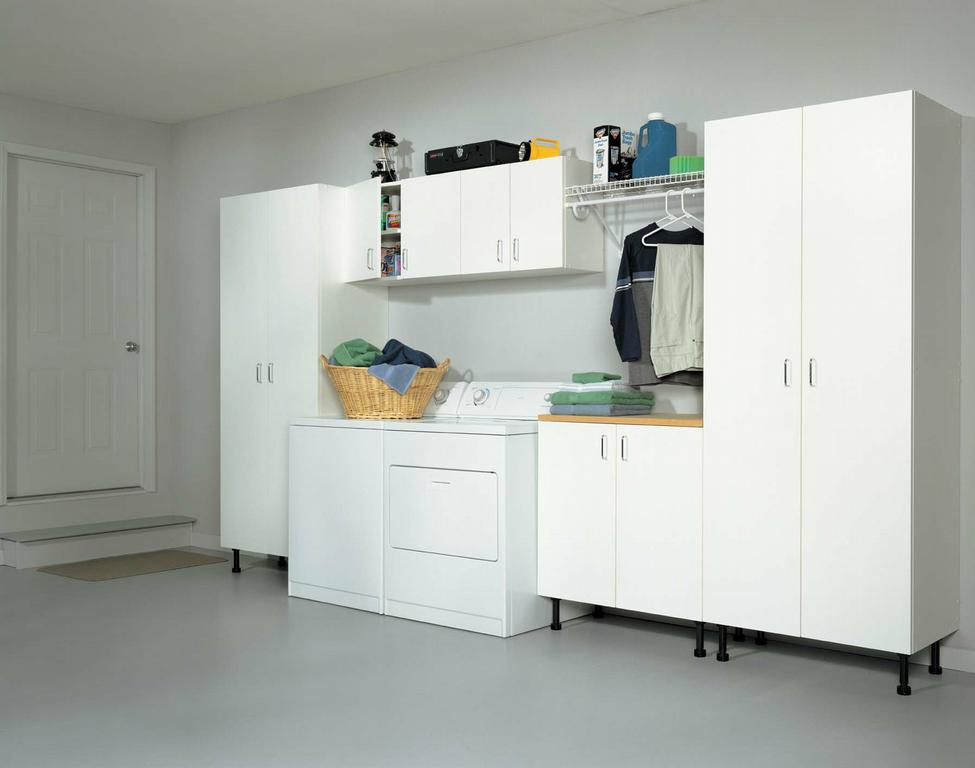 ClosetMaid 045. Office White 018 By Closet Tailors