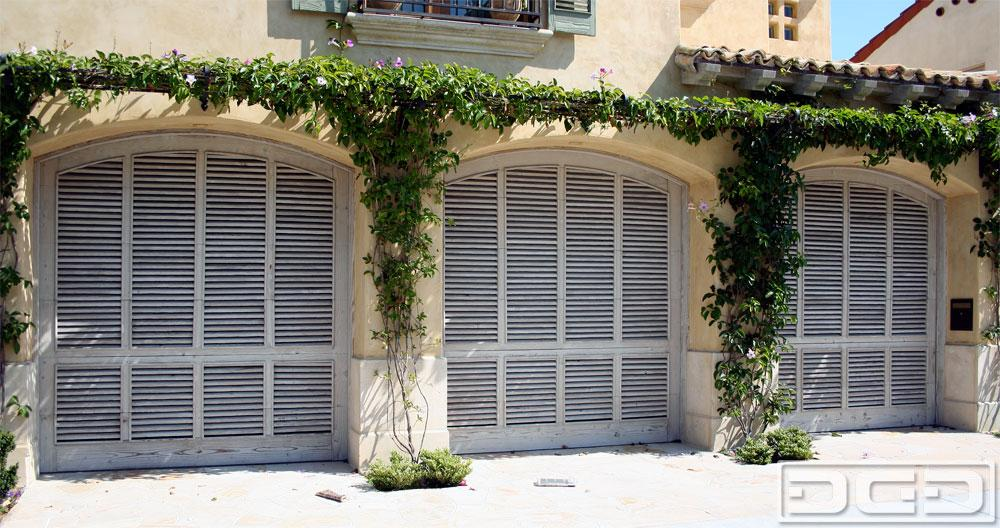 Frnech garage doors custom european designs by dynamic for French garage doors
