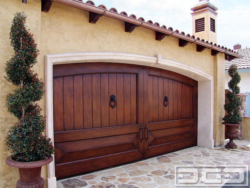 855 343 3667 mediterranean garage doors custom for Mediterranean garage doors
