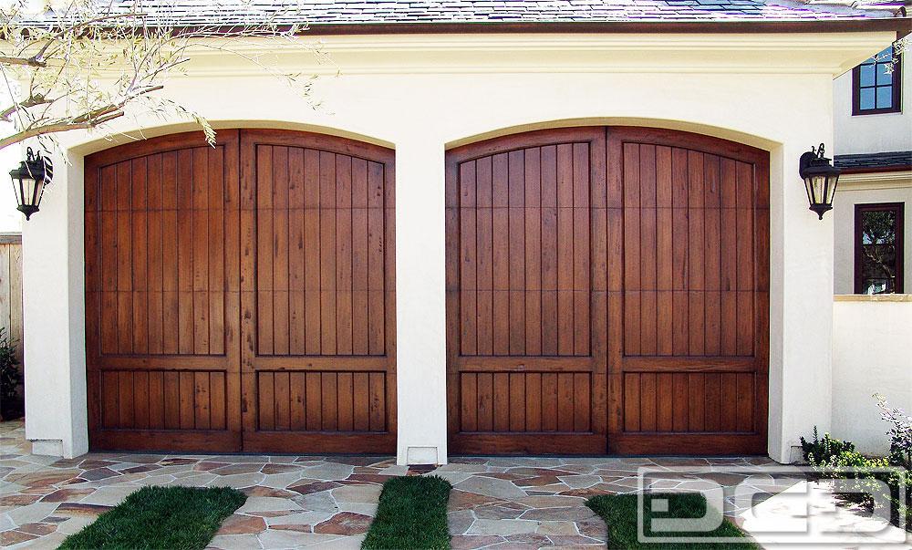 Mediterranean Style Garage Doors Rachael Edwards