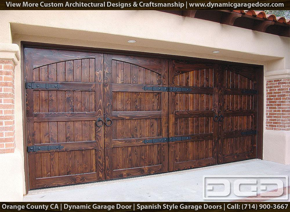Pictures For Dynamic Garage Door European Wood