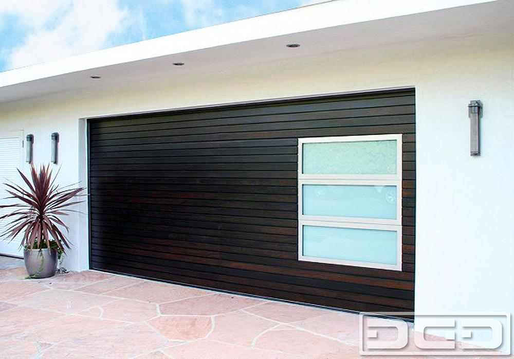 Pictures For Dynamic Garage Door European Wood Garage