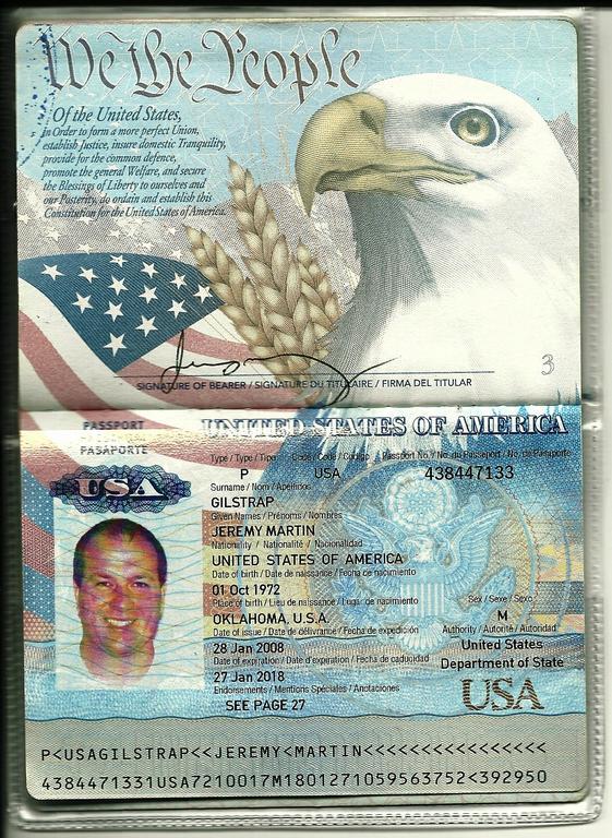 how long passport renewal