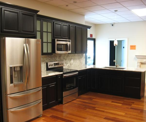 Chocolate Maple From Kz Kitchen Cabinets & Granite In San