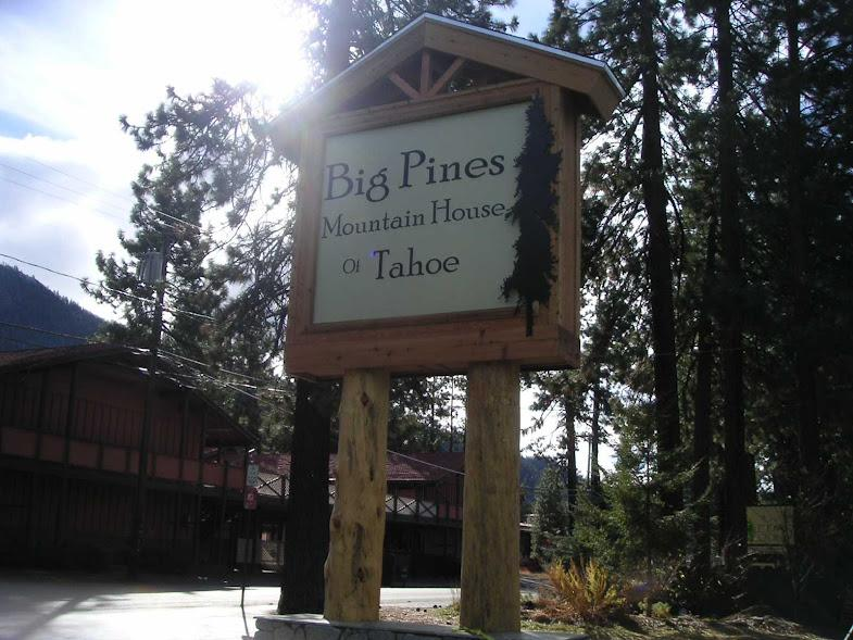 big pines mountain house from big pine mountain house in. Black Bedroom Furniture Sets. Home Design Ideas