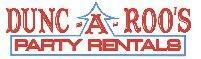 Dunc-A-Roo's Party Rentals - Flat Rock, MI