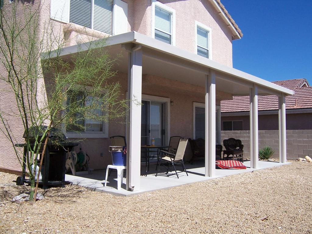 Alumawood Patio Cover Las Vegas By Solid Alumawood Patio Cover From  Proficient Patio Covers ...
