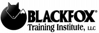 Blackfox Training Institute - Longmont, CO
