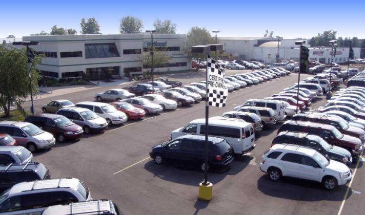 San Ramon High School Used Cars