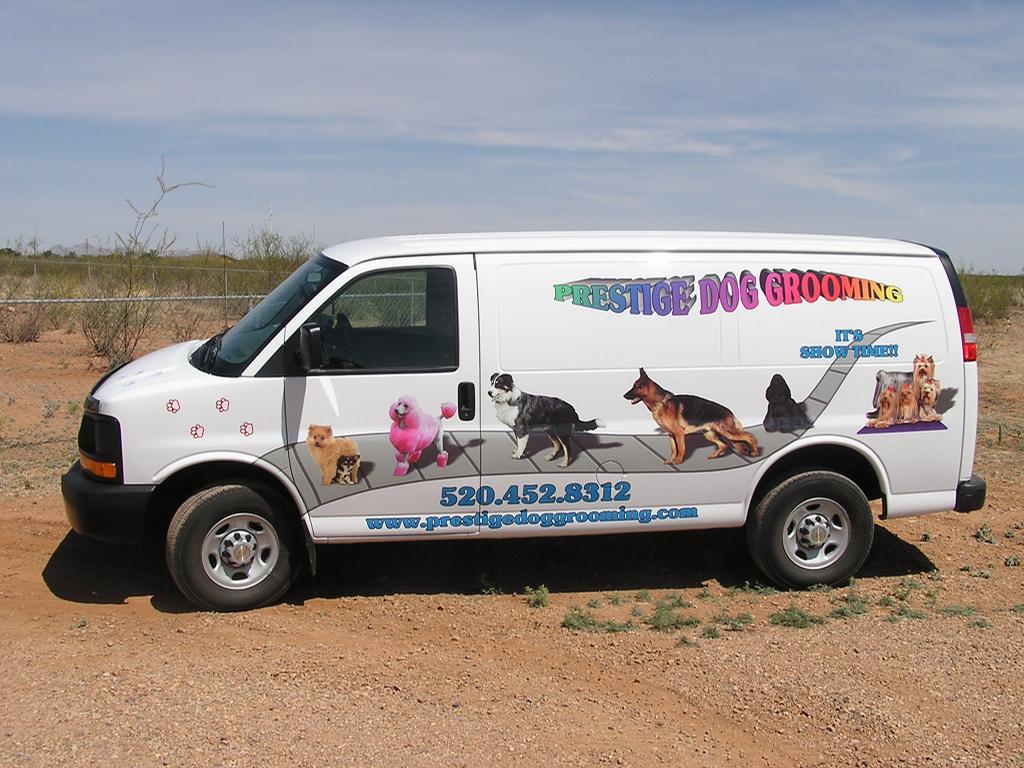 Prestige Dog Grooming Amp Prestige Pet Shuttle Sierra