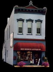 Red Ribbon Antiques - Greenfield, IN