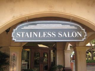 Stainless salon encinitas ca for 365 salon success