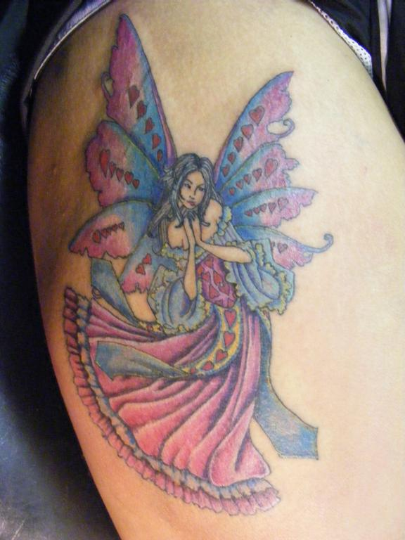 Pictures for pain and pleasure tattoo by chino in for Painful pleasures tattoo