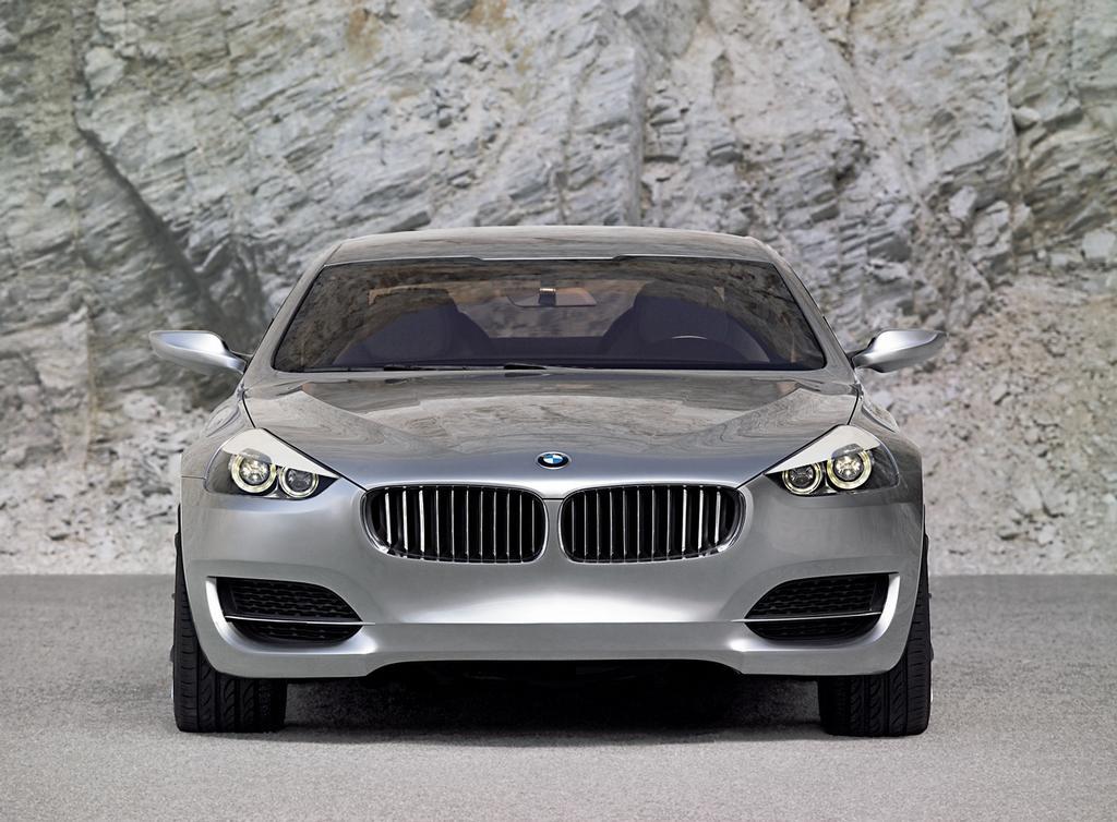 BMW CS Concept front